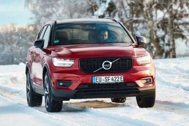 Volvo сменила логотип