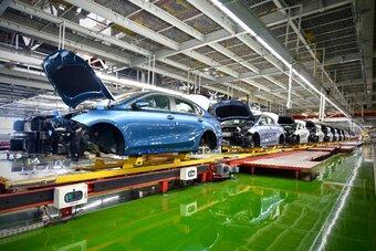 Электромобиль калининградского производства будет стоить от 1,5 млн рублей.