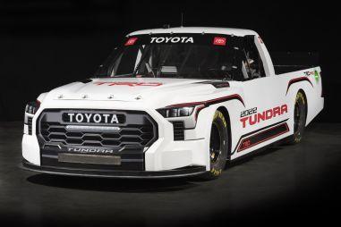 Toyota показала Tundra для NASCAR
