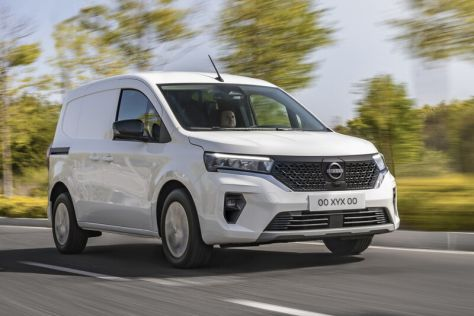 Nissan разработал «каблук» для Европы