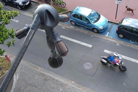 В России начали тестировать камеры, фиксирующие шум автомобилей
