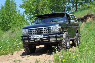 Ford Bronco: неформат из прошлого века