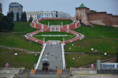 Нижегородские каникулы — август 2021 г.