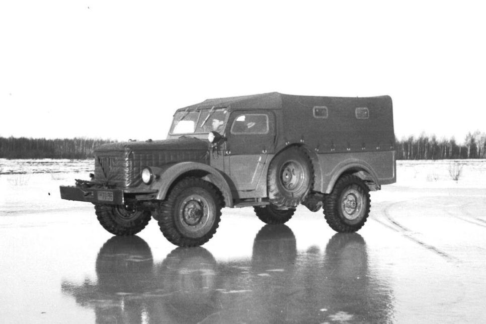 ГАЗ-62: забытый советский внедорожник. Что мы о нем знаем?