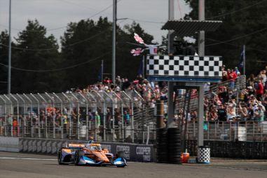 Формульный десант на «Индикар» и невероятная гонка в Портленде