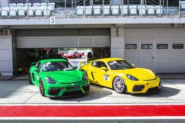 День Porsche-2021