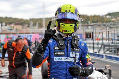 Гран-при России: отложенная победа Ландо Норриса