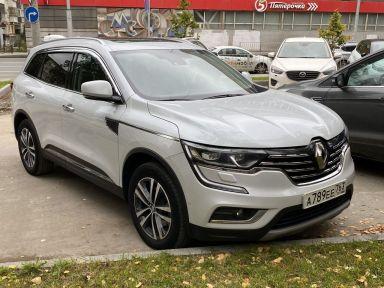 Renault Koleos 2018 отзыв автора | Дата публикации 24.03.2019.