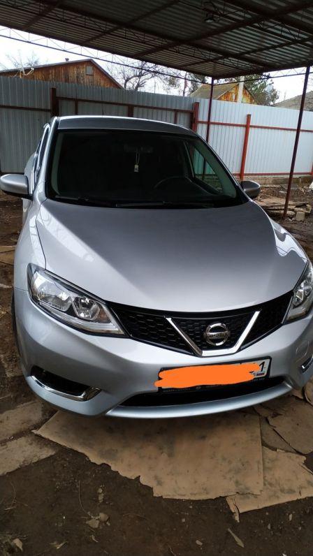 Nissan Tiida 2015 - отзыв владельца
