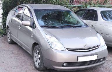 Toyota Prius 2008 отзыв автора   Дата публикации 01.09.2021.