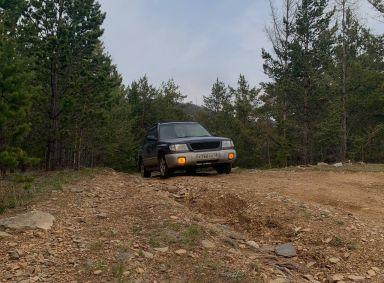 Subaru Forester 1997 отзыв автора   Дата публикации 02.09.2021.