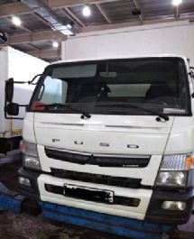 Отзыв о Mitsubishi Fuso Canter, 2018 отзыв владельца
