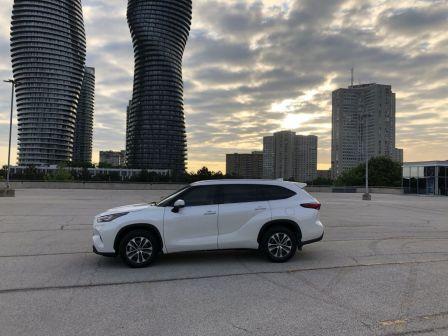 Toyota Highlander 2021 - отзыв владельца