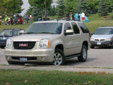 GMC Yukon, 2007