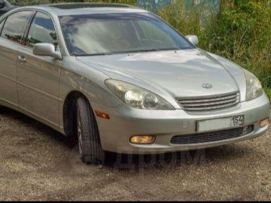 Lexus ES300 2003 отзыв автора   Дата публикации 06.09.2021.