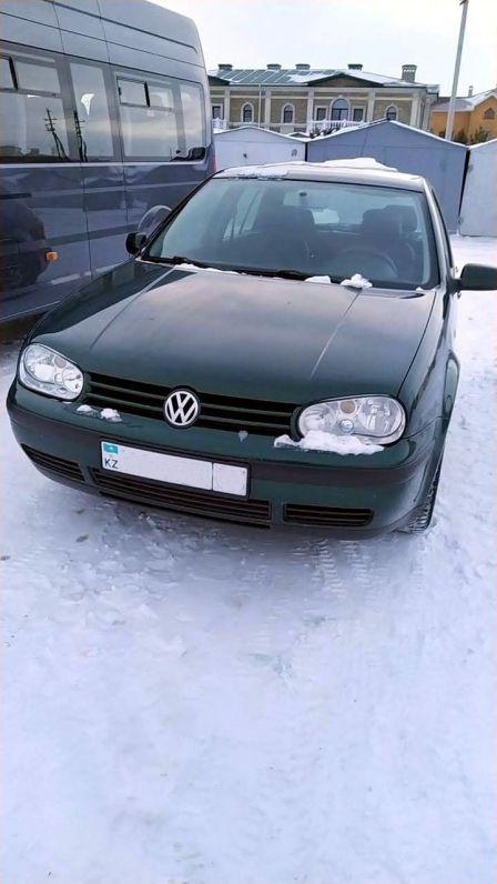 Volkswagen Golf 1999 - отзыв владельца
