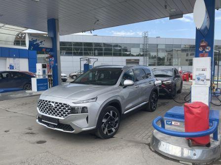 Hyundai Santa Fe 2021 - отзыв владельца