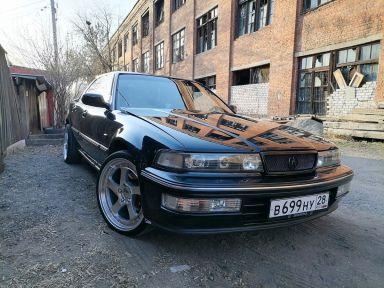 Honda Inspire, 1992