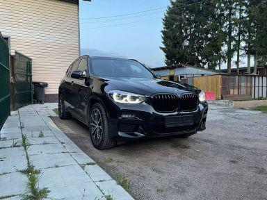 BMW X3, 2021
