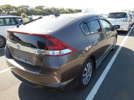 Honda Insight 2012 - отзыв владельца
