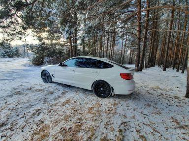 BMW 3-Series Gran Turismo, 2013