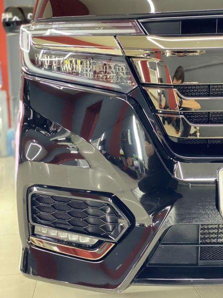 Honda Stepwgn 2017 - отзыв владельца