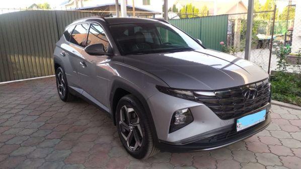 Hyundai Tucson 2021 - отзыв владельца