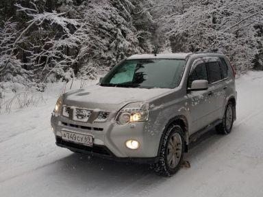 Nissan X-Trail 2011 отзыв автора | Дата публикации 17.09.2021.