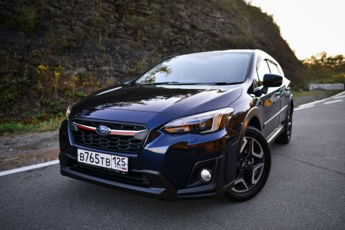Subaru XV 2018 - отзыв владельца