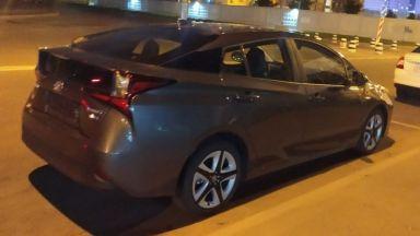 Toyota Prius, 2019