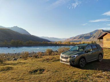 Subaru Forester 2021 отзыв автора   Дата публикации 20.09.2021.