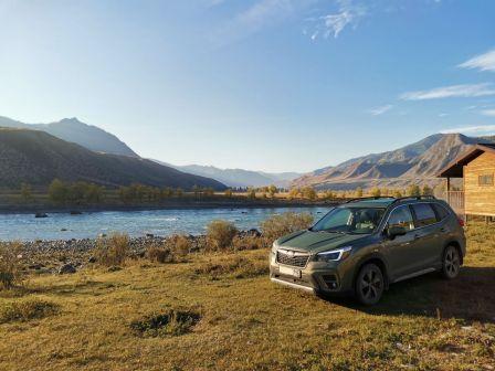 Subaru Forester 2021 - отзыв владельца