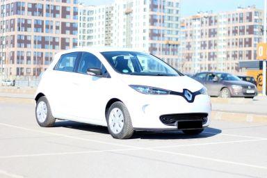 Renault ZOE 2017 отзыв автора   Дата публикации 21.09.2021.