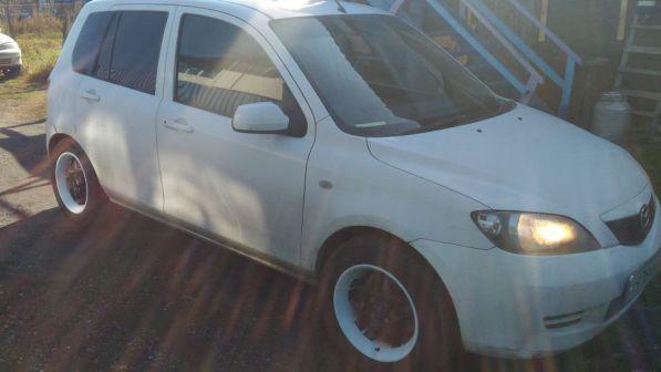 Mazda Demio 2003 - отзыв владельца
