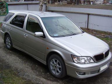 Toyota Vista Ardeo 2002 отзыв автора | Дата публикации 23.09.2021.