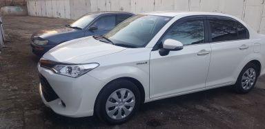 Toyota Corolla Axio 2015 отзыв автора | Дата публикации 24.09.2021.