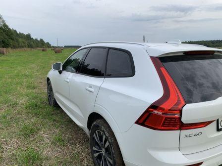 Volvo XC60 2020 - отзыв владельца