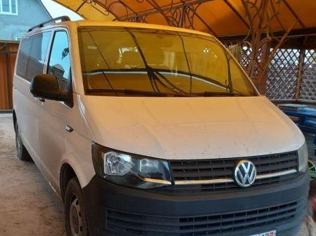 Volkswagen Caravelle 2015 - отзыв владельца