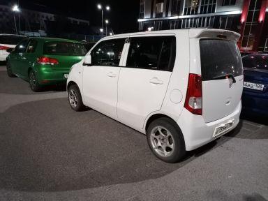 Suzuki Wagon R, 2011