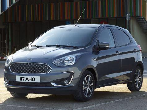 Ford Ka  02.2018 - 01.2020