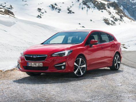 Subaru Impreza (GK) 03.2016 - 12.2019