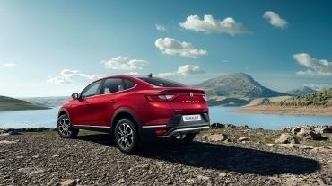 Серьезное предложение на Renault ARKANA