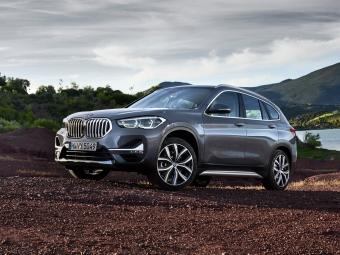 Раскрыть все карты. BMW X1 от 21 500 рублей в месяц