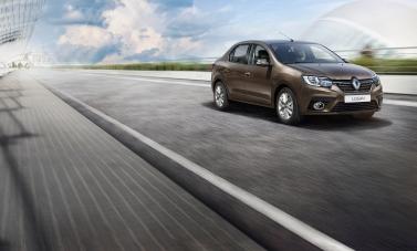 Renault LOGAN от 734 000 рублей
