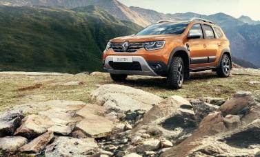 Новый Renault DUSTER c выгодой на максимум в октябре - до 239 000 рублей