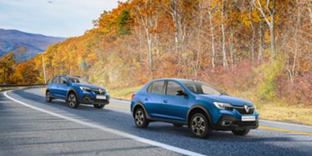 Въезжаем в осень на новом Renault!