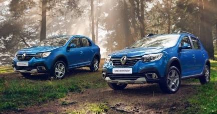 Новый Renault от 4 400 рублей в месяц