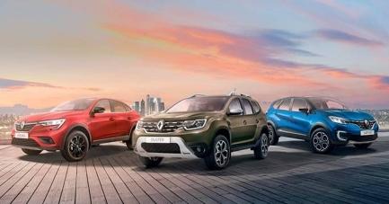 Выгодный кредит от 9,9 % на Renault