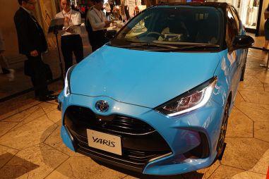 Статистика продаж новых авто в Японии за сентябрь 2021 года: Ярис упал