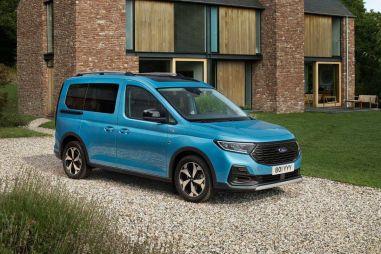 Новый Ford Tourneo Connect — теперь на базе Volkswagen